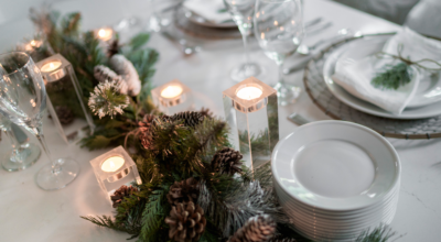 CLEAN FRESH MODERN HOLIDAY DECOR TIPS