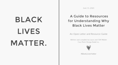 A GUIDE TO RESOURCES FOR UNDERSTANDING WHY BLACK LIVES MATTER